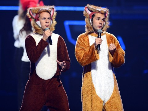 Forget Gangnam Style – Norwegian brothers dressed as foxes may be next big dance craze