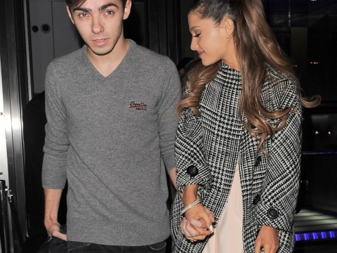 Nathan Sykes slams rumours he's leaving The Wanted for Ariana Grande