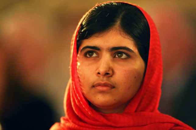 Malala Yousafzai achieved six A*'s in her GCSE's