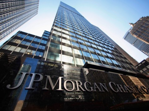 JP Morgan 'agrees to pay record £8billion fine'