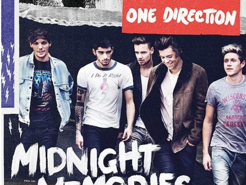One Direction reveal Midnight Memories artwork and tracklisting on Twitter