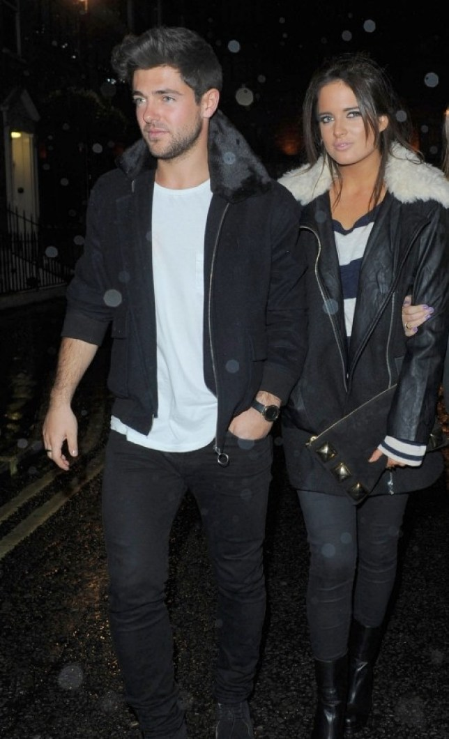 11 OCT 2013- LONDON - UK BINKY FELSTEAD, FRAN NEWMAN YOUNG AND ALEX MYTTON ATTENDING THE MADE IN CHELSEA SERIES 6 SPECIAL SCREENING AT THE SOHO HOTEL! BYLINE MUST READ : XPOSUREPHOTOS.COM ***UK CLIENTS - PICTURES CONTAINING CHILDREN PLEASE PIXELATE FACE PRIOR TO PUBLICATION *** **UK CLIENTS MUST CALL PRIOR TO TV OR ONLINE USAGE PLEASE TELEPHONE 44 208 370 0291**