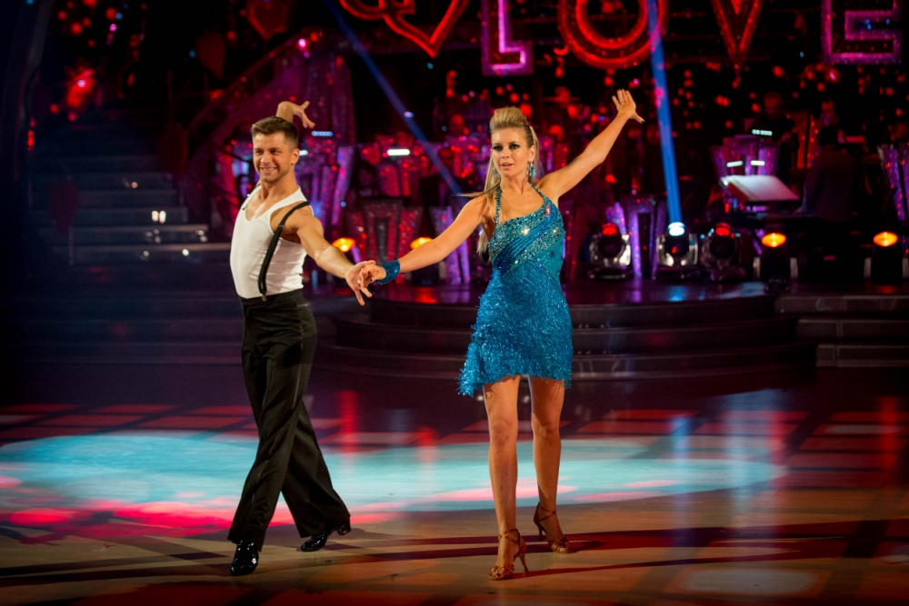'Feel the rage and squeeze the butt': Rachel Riley vows to do everything she can to stay in Strictly Come Dancing