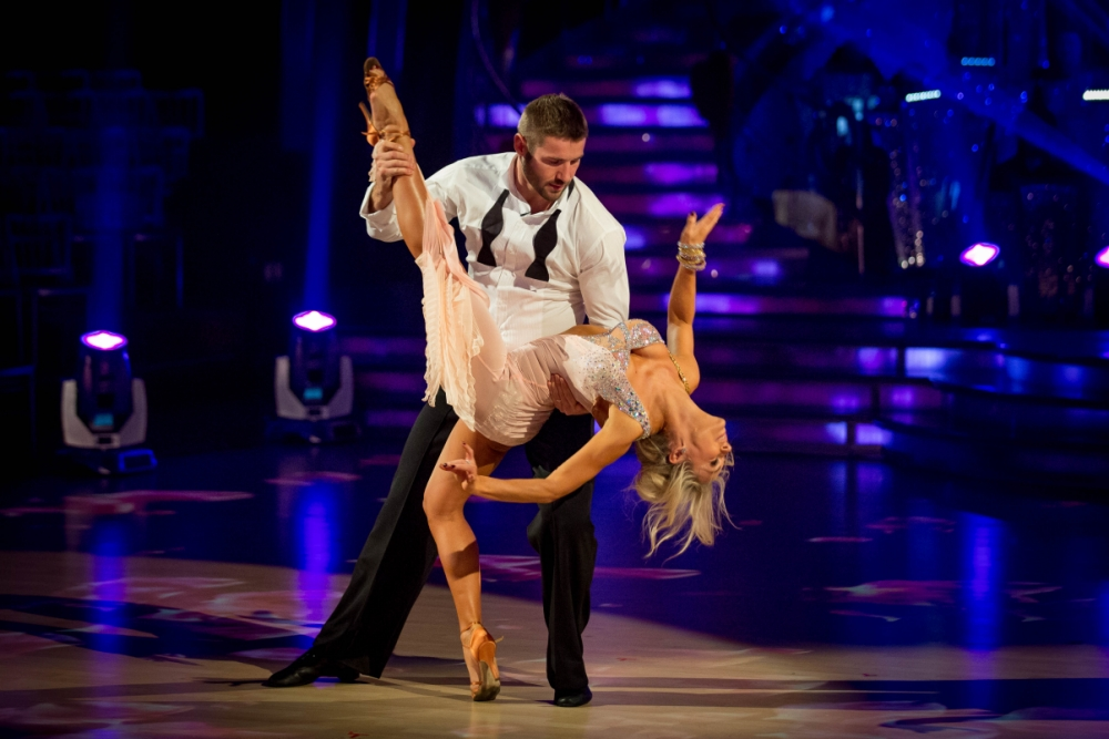 Loving it: Saturday's Strictly Come Dancing – what you missed