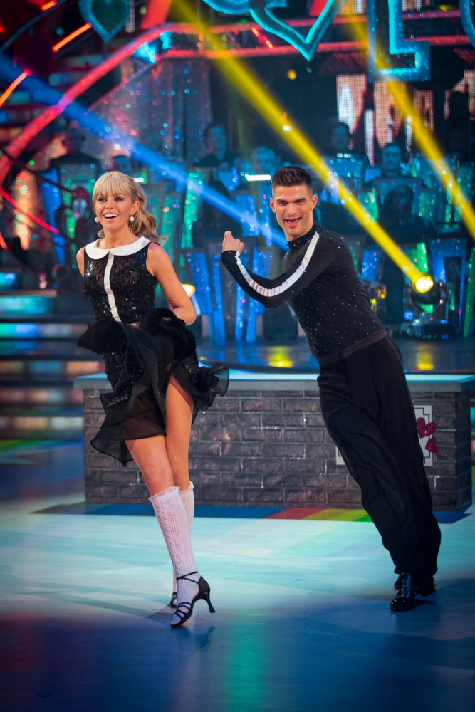 It's a knockout! Strictly Come Dancing thrashes The X Factor in Saturday night ratings battle