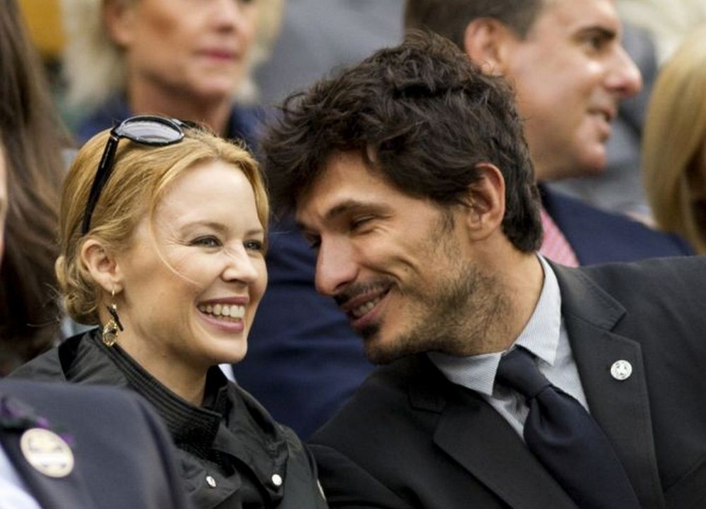 It's over! Kylie Minogue splits from toyboy lover Andres Velencoso after five years together