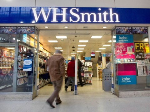 WHSmith closes website after 'rape porn' eBooks appear in search results for 'daddy'