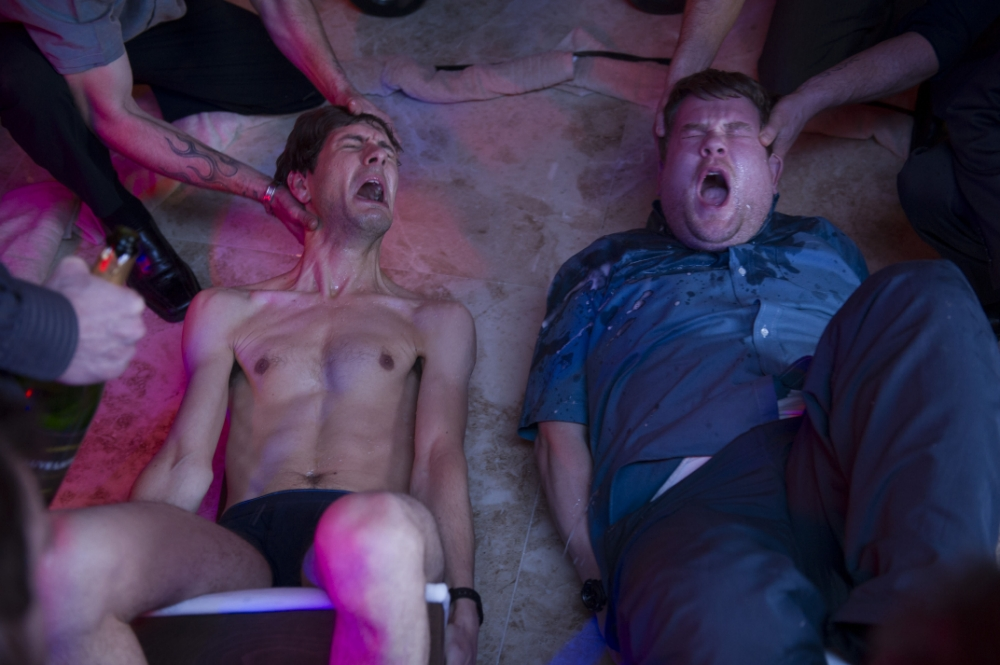 James Corden's The Wrong Mans get visual comedy spot on