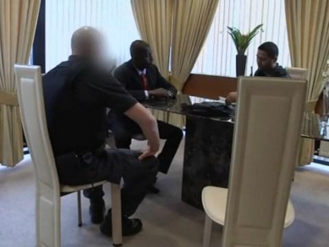 Police storm sham marriage as couple prepares to say 'I do'