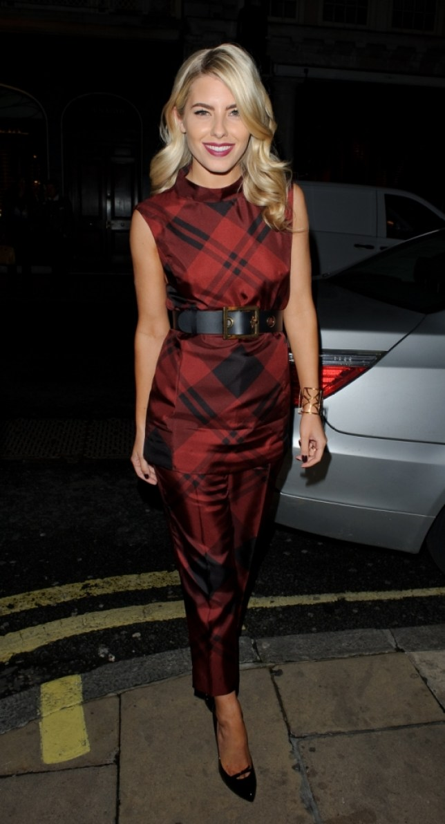 17 October 2013 - London - UK  mollie king from The Saturdays arriving at the Gucci store Bond Street London   BYLINE MUST READ : XPOSUREPHOTOS.COM  ***UK CLIENTS - PICTURES CONTAINING CHILDREN PLEASE PIXELATE FACE PRIOR TO PUBLICATION ***  **UK AND USA CLIENTS MUST CALL PRIOR TO TV OR ONLINE USAGE PLEASE TELEPHONE  44 (0) 208 370 0291 or 1 310 600 4723
