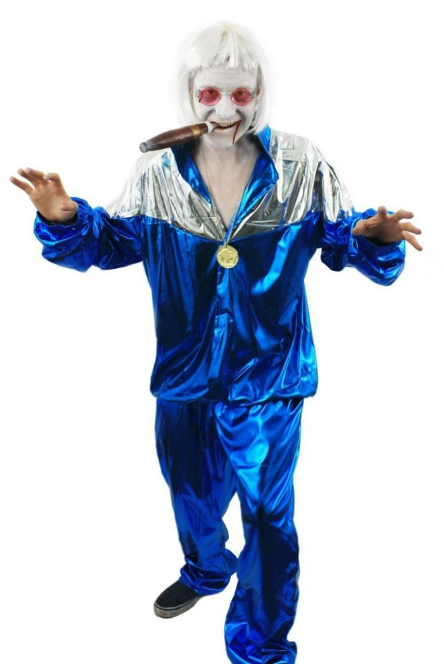 Zombie Jimmy Savile costume removed by Amazon