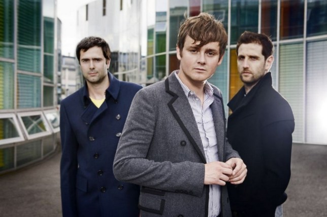 Keane band (Picture: Danny North)