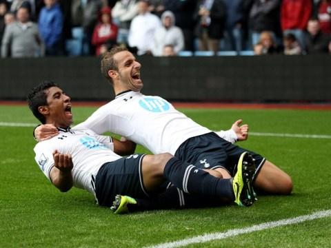 Gallery: Aston Villa 0-2 Tottenham