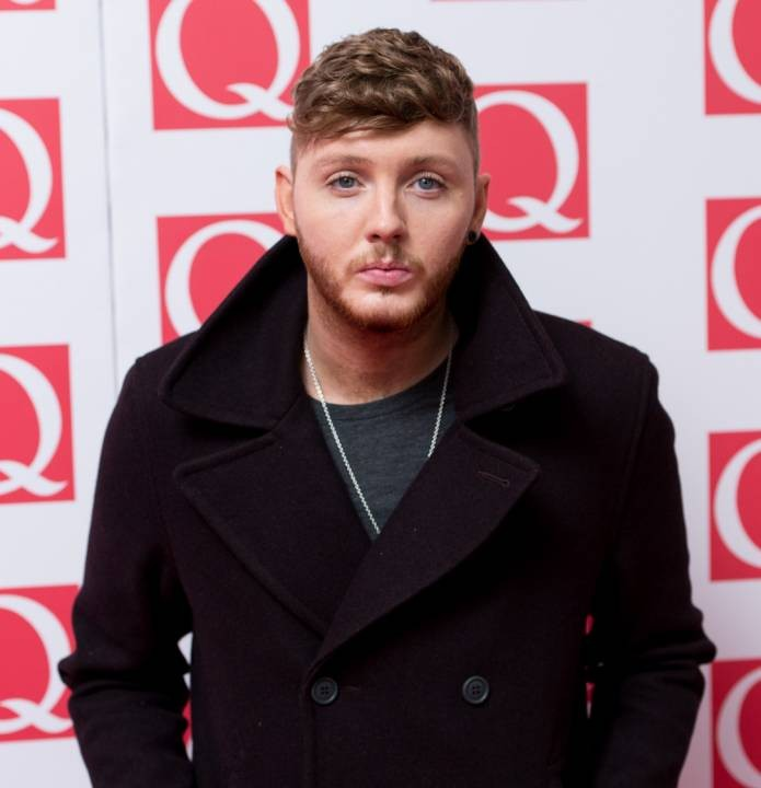 James Arthur attends The Q Awards