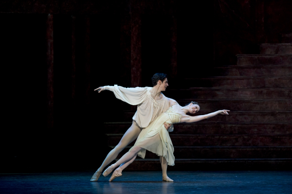 The Royal Opera House's Romeo and Juliet exceeds expectations