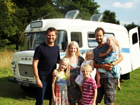 George Clarke's Amazing Spaces, Truckers and Person Of Interest: TV Picks