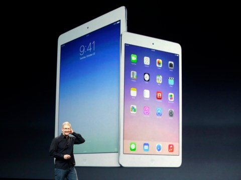 Say hello to iPad Air: Toast the iPad mini with retina display