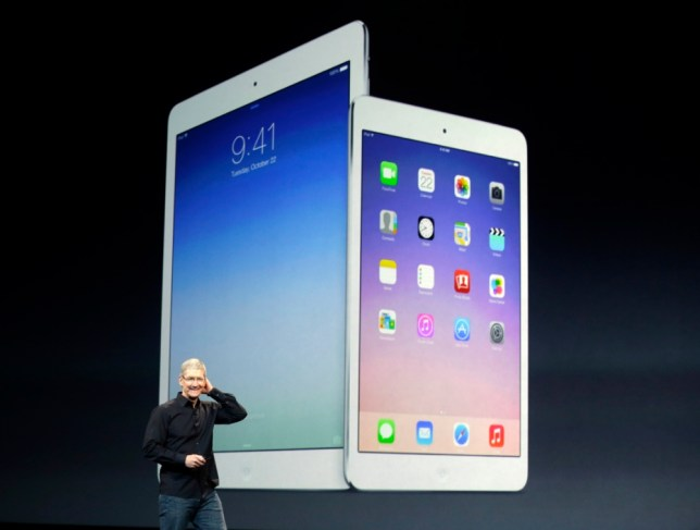 Apple unveils iPad Air - 'thinner, lighter and more powerful than ever before'