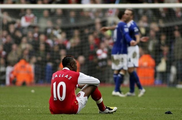 Bye William! Five mad William Gallas moments as he leaves the Premier League