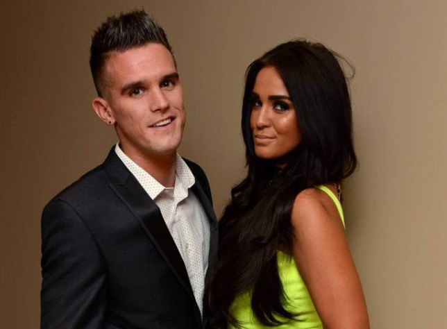 Geordie Shore - Gaz Beadle and Vicky Pattison