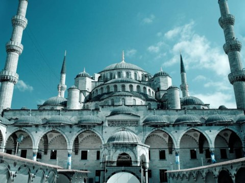 Istanbul is a delight for the senses