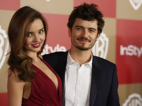 Orlando Bloom and Miranda Kerr spotted kissing after split