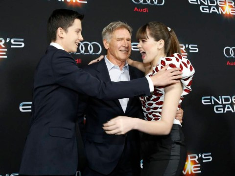 Gallery: Ender's Game Los Angeles premiere