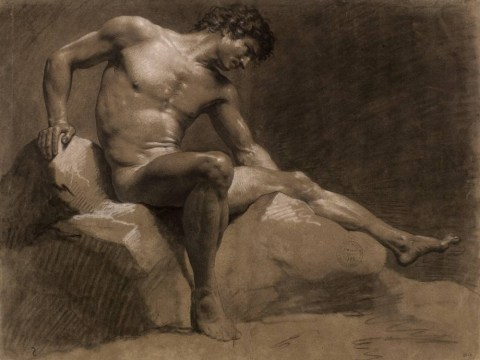 French male nudes at the Wallace Collection