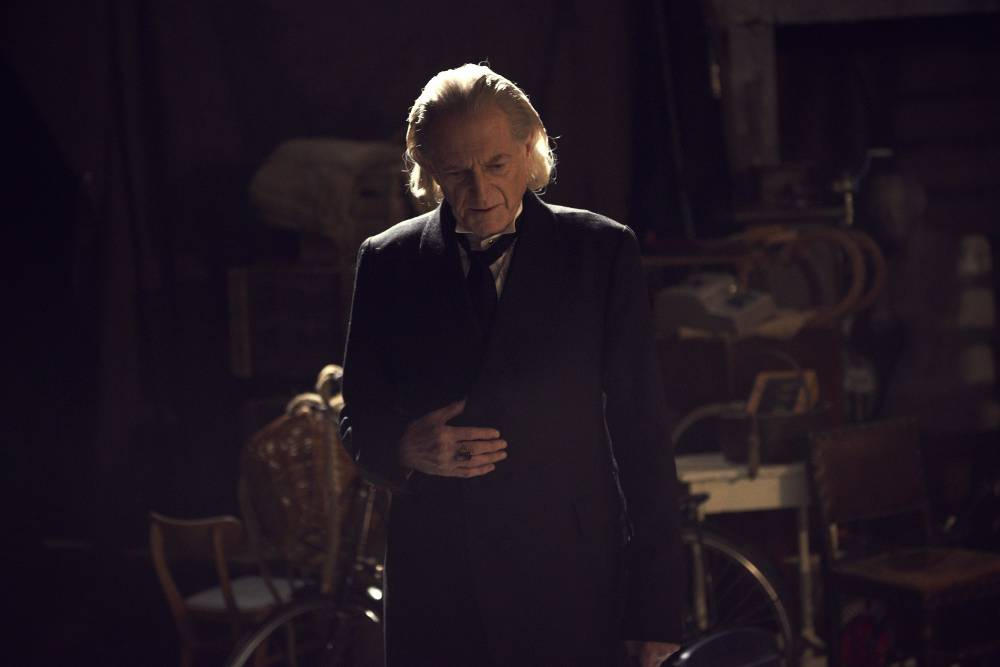 William Hartnell is brought back to vivid life in Adventure In Space and Time trailer