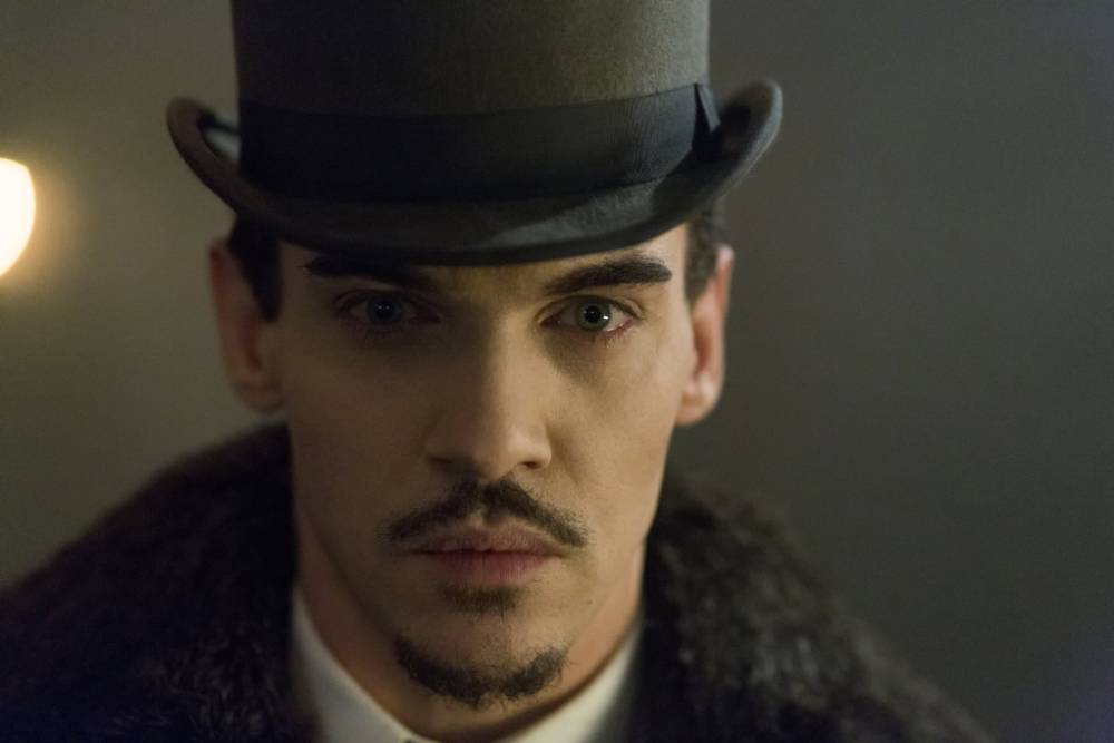 Jonathan Rhys Meyers: My Dracula is all about suffering but it's sexy, too
