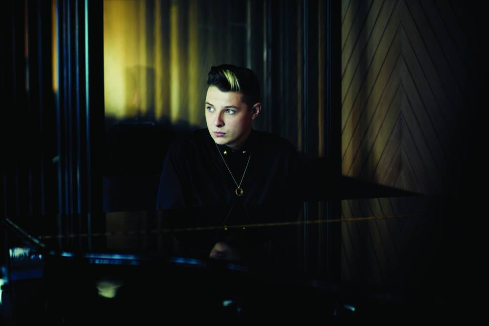 John Newman spent 10 hours in a tattoo chair getting a dodgy design covered