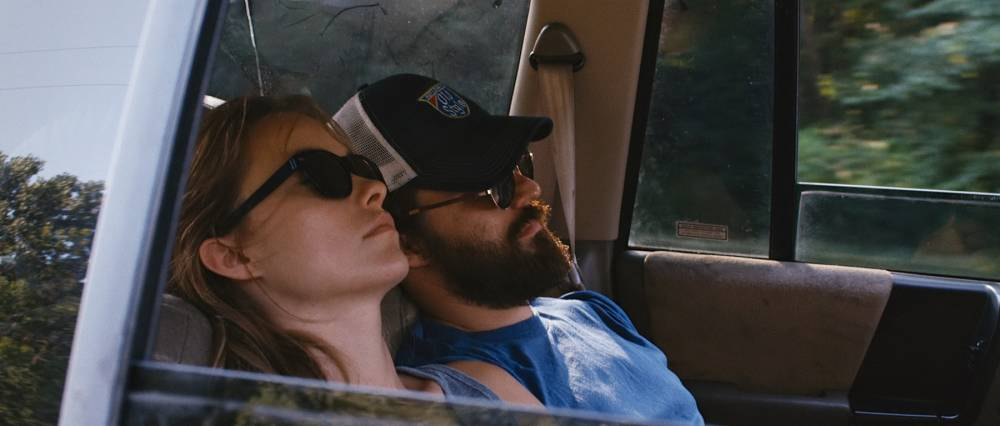 Kate (Olivia Wilde) and Luke (Jake Johnson) Picture: Supplied