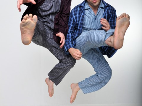 Just The Two Of Each Of Us by The Pajama Men is daft, surreal, freewheeling fun
