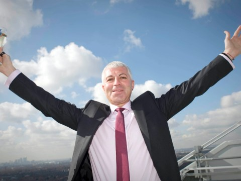'I won the lottery twice but I'm still not happy' says Ilford property developer