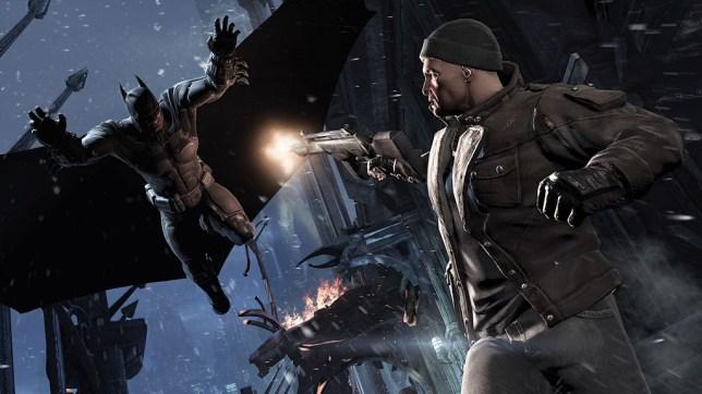 Batman: Arkham Origins (360) -  there's nothing very original in Origins
