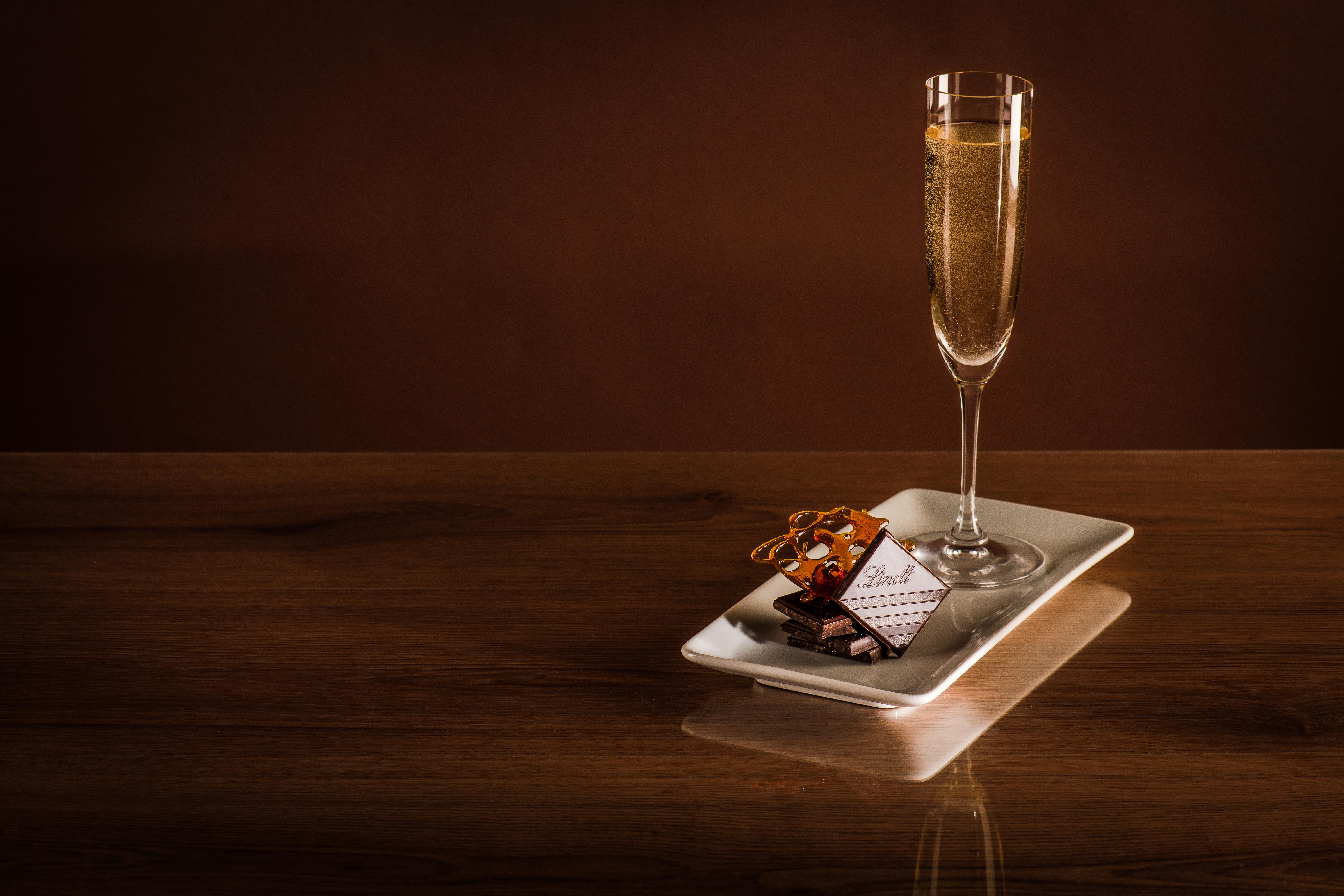 chocolate, National Chocolate Week, Lindt, Prosecco