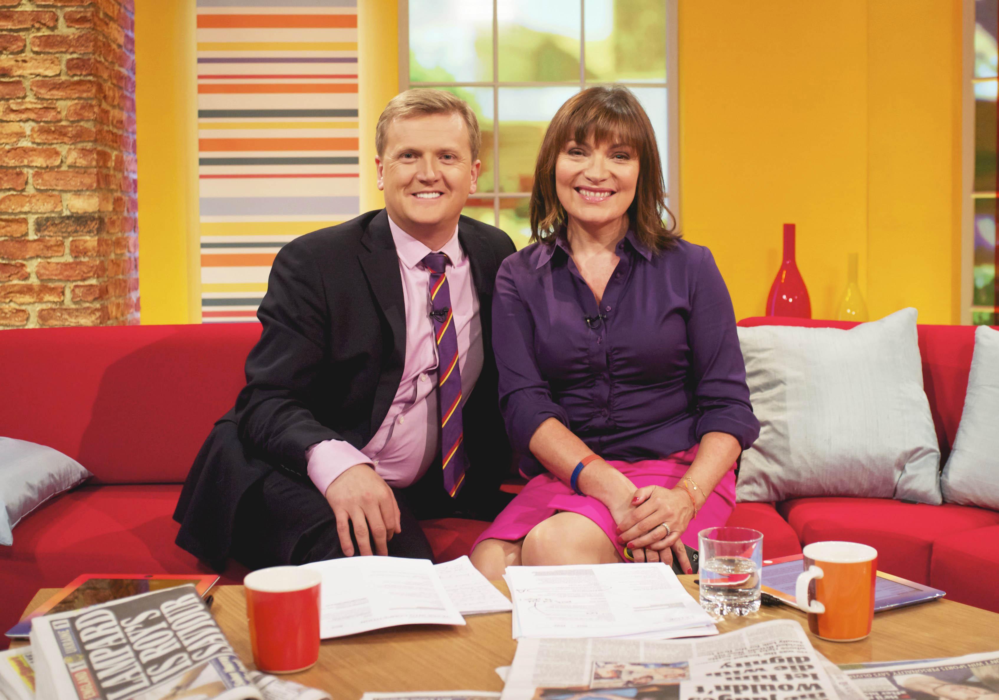 Daybreak 'to be renamed Good Morning UK' in image overhaul?