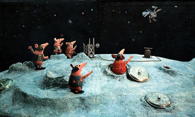 The Clangers will be back on our screens (Picture: Channel 5)