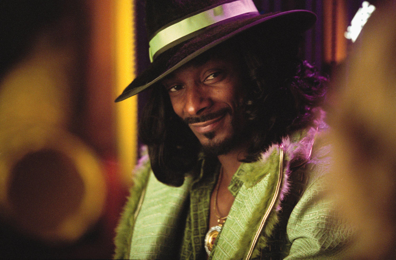 Snoop Dogg as Huggy Bear in Starsky & Hutch
