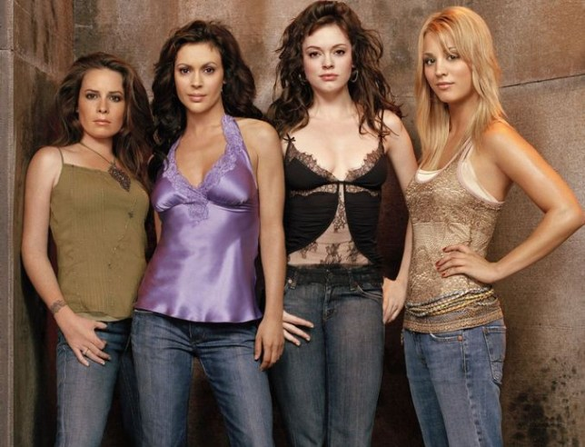 Charmed fans and stars alike have expressed their doubt about the need for a reboot (Picture: CBS)