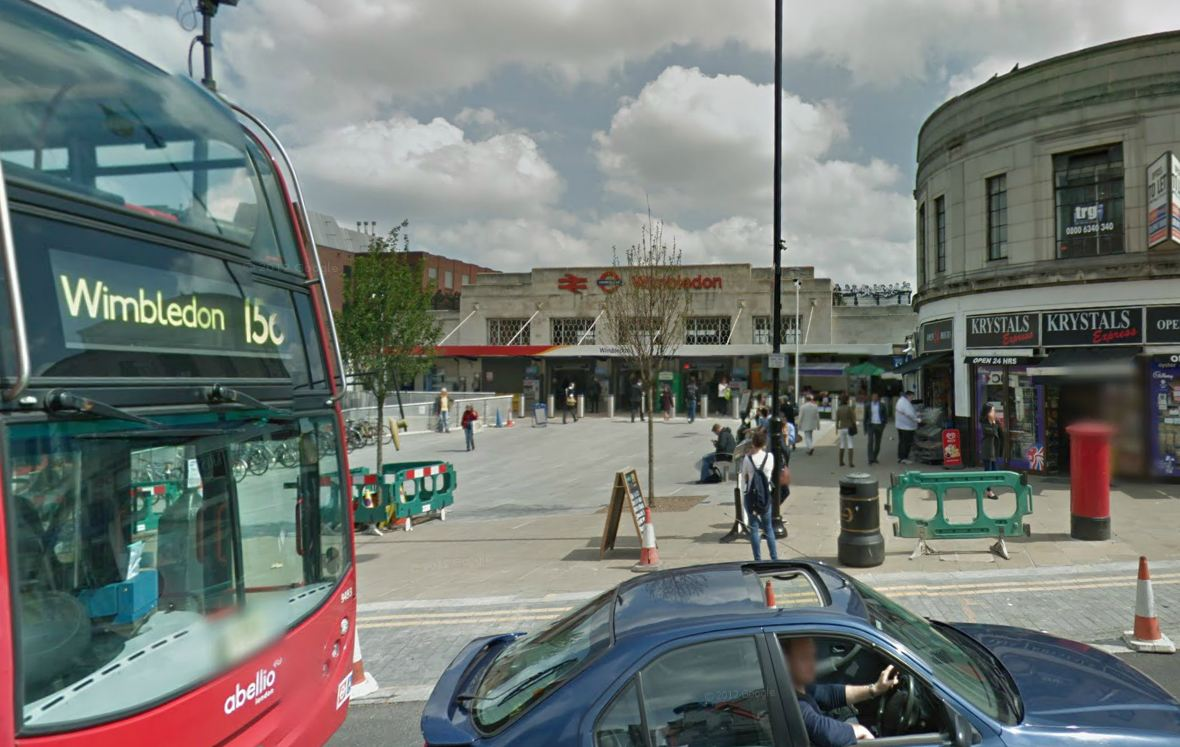 Wimbledon station closed after person jumps in front of train