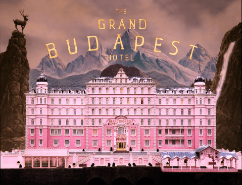 First trailer for Wes Anderson's Grand Budapest Hotel is full of whimsy and opulence