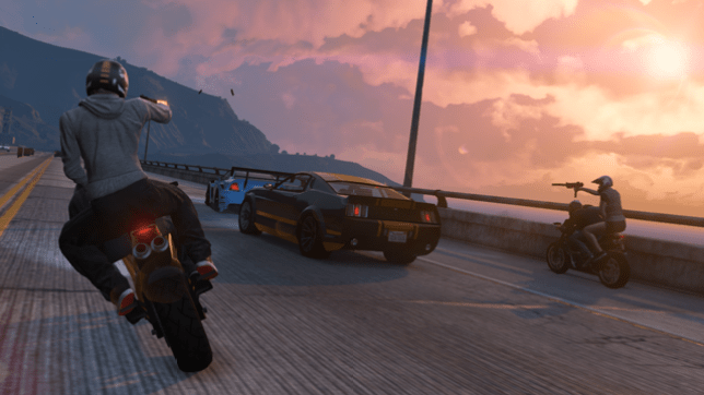 Grand Theft Auto V Online: Losing faith in multiplayer games