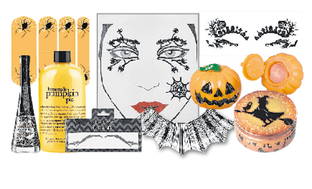 New Look, Facelace Broomchicks, Steamcream and more for Halloween (Picture: supplied)
