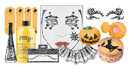Beauty: Sexy tricks and spooky treats for Halloween
