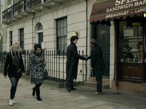 Sherlock: Top 10 London locations (part one)