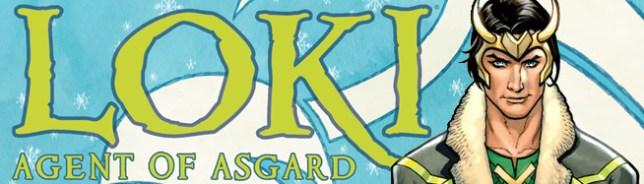 Loki: Agent of Asgard comic