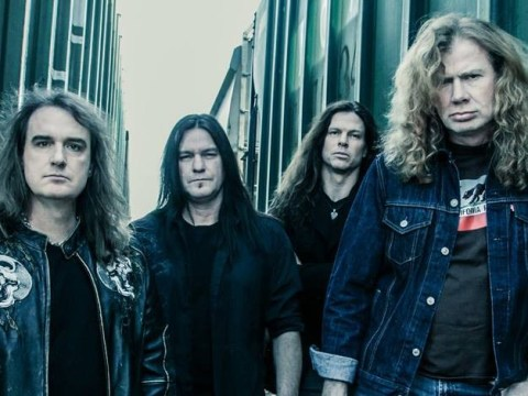 Megadeth to headline Bloodstock 2014 festival