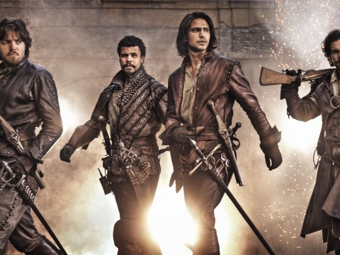 The Musketeers slammed by viewers: 'I've seen better fights in Asda'