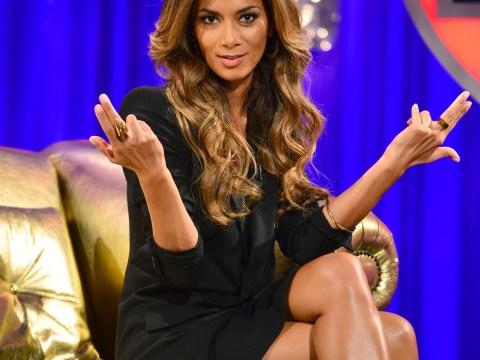 X Factor girls Tamera Foster, Abi Alton and Hannah Barrett need to learn how to twerk, says Nicole Scherzinger on Alan Carr: Chatty Man